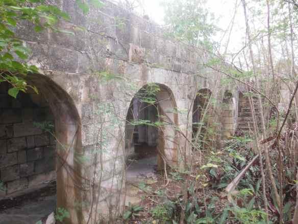 Ruins on Royal Island.