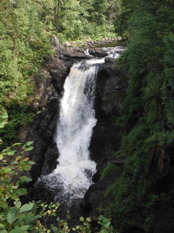Big falls Maine.