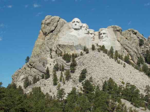 Mt. Rushmore SD.